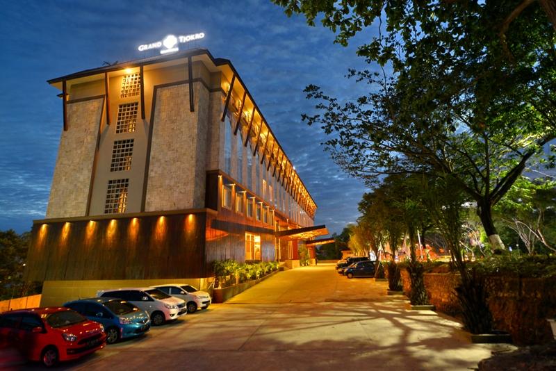 Daftar Hotel Dengan Harga Murah Di Kawasan Bandara Sepinggan Balikpapan 1 Grand Tjokro