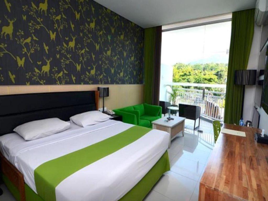 Hotel Murah Bintang 3 Di Kawasan Denpasar Bali Gambar Diambil Dari Web Agoda